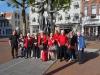 Djintan naar Korenlint Haarlem, 10 september 2016