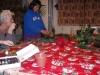 Kerststukjes maken op 20 december 2012