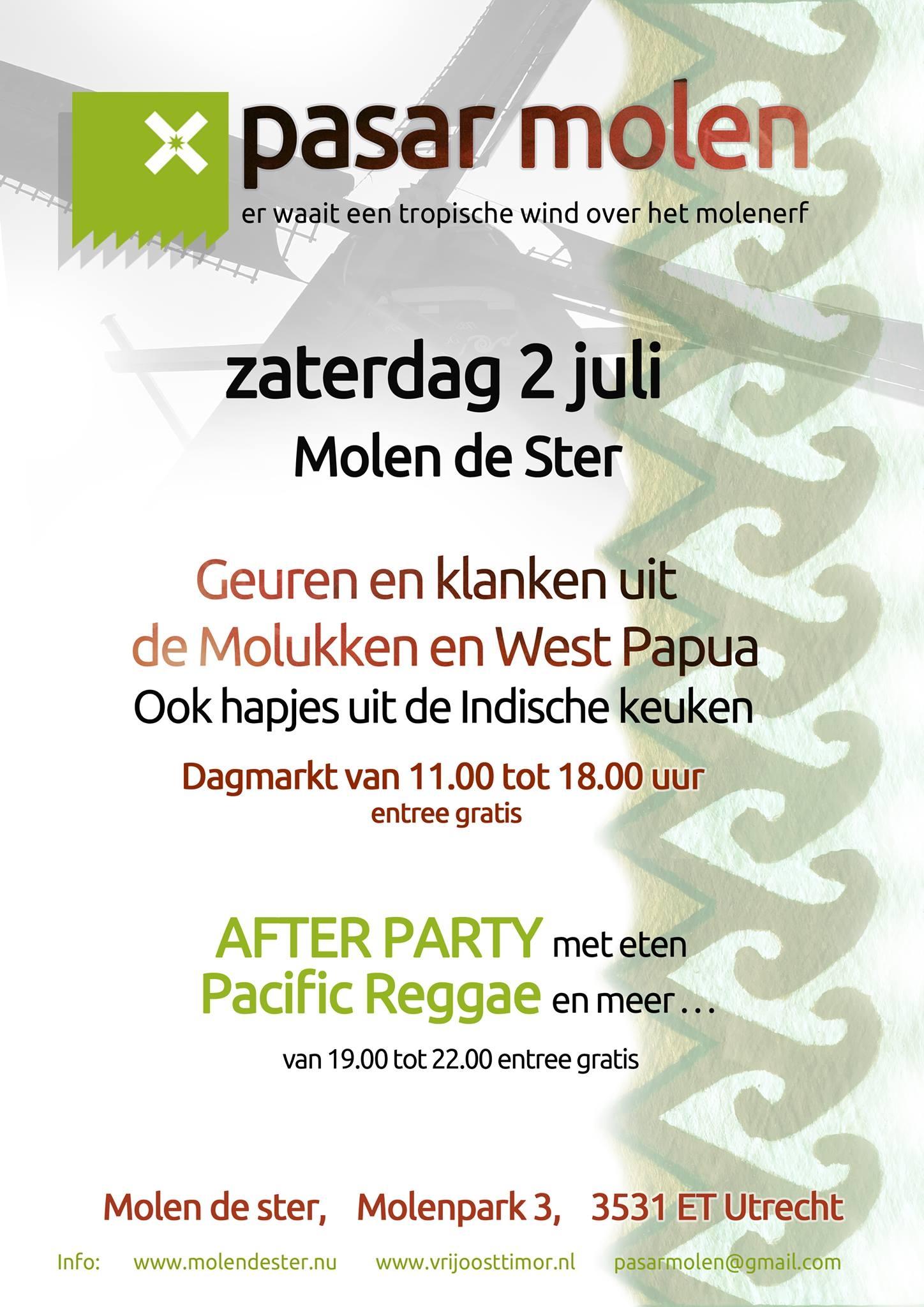 Poster Pasar Molen 2
